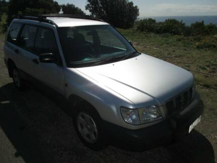 2000 Subaru Forester 4 NEW TYRES, DEC REGO. Redhead Lake Macquarie Area Preview