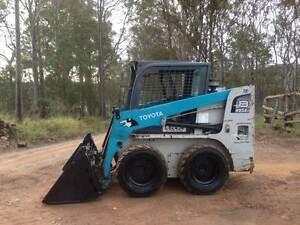Bobcat Toyota SDK8 Series 5 Gympie Gympie Area Preview