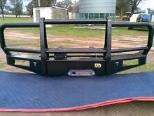 Sell, swap Landcruiser 79 TJM bullbar, side rails, Runva winch Gilgandra Gilgandra Area Preview