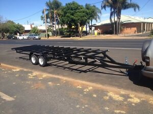 3 ton plasterers builders timber transport trailer Canberra City North Canberra Preview