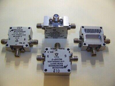 Magnum Microwave Mc44p-7 4.5-9.0 Ghz Octave Band Mixer 10dbm Dc-2g If 8.4ghz Dsn