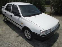 1995 Nissan Pulsar MAY 2016 REGO. DRIVES GREAT. MANUAL Redhead Lake Macquarie Area Preview