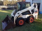 Bobcat S185 Gympie Gympie Area Preview