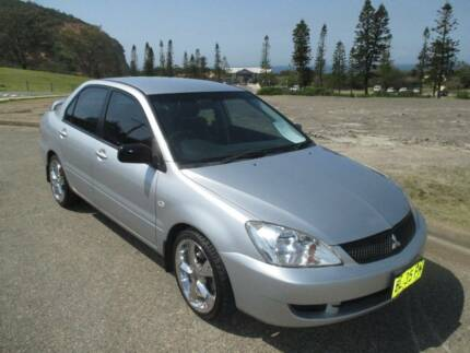 2007 Mitsubishi Lancer ES LIMITED EDITION, LEATHER INTERIOR Redhead Lake Macquarie Area Preview