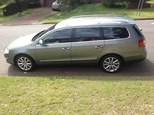 2006 Volkswagen Passat Wagon FSI 2.0T Coal Point Lake Macquarie Area Preview