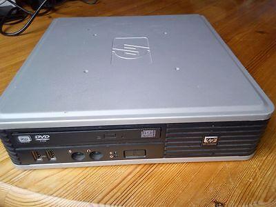 HP Compaq DC 7800 USDT Mini PC Intel Core2.3GHz 4GB 500GB DVD Win10 WLAN USB  online kaufen