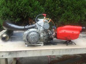 Go kart engine TM KZ10 kz2  shifter North Melbourne Melbourne City Preview