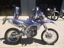 2015 WR250F X demo Mount Louisa Townsville City Preview