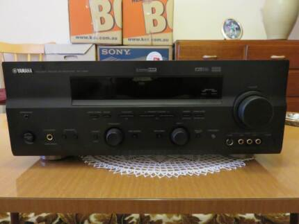 Yamaha RX-V657 Home Theatre receiver