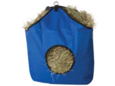 Formay, hay tote bag 193711blue BAG-29.5x23x8.5D,western horse tack