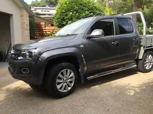 2014 Volkswagen Amarok Ute Coorparoo Brisbane South East Preview