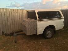 Holden Rodeo Trailer Wangoom Moyne Area Preview