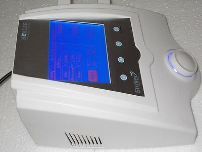 ultrasound machine used in physical therapy