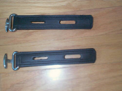 TRACE EXTENDERS, AMISH MADE FROM BIOTHANE, HEAVY DUTY WITH SS HARDWARE