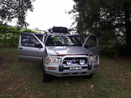 2004 Nissan Pathfinder Lisarow Gosford Area Preview