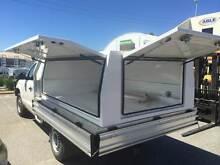 Canopy ute aluminium 2.5mm checker or white powdercoated Malaga Swan Area Preview