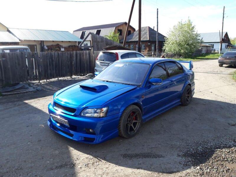 "Air intake /""sti/"" for Subaru Legacy BE5//bh5 b12 hood intake, scoop"
