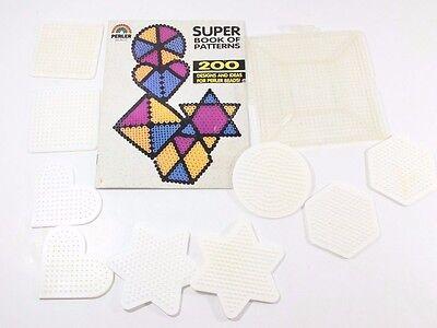 ead Pegboard Shapes Plus Pattern Book (Fuse Bead Pattern)