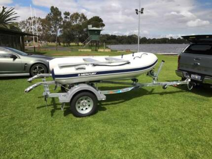 INFLATABLE BOATS - RIBS AND ROLL UPS - AT DINGHY WORLD FROM $ 795