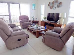Recliner singfle and double Sofa's Helensvale Gold Coast North Preview