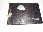 WWII German Photo Album