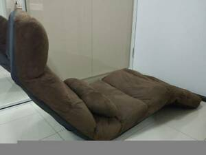 Lounge Sofa Bed Floor Recliner Chaise Chair Adjustable Foldable Brisbane City Brisbane North West Preview