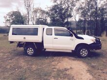2007 4x4 xtra cab Hilux Neurum Moreton Area Preview