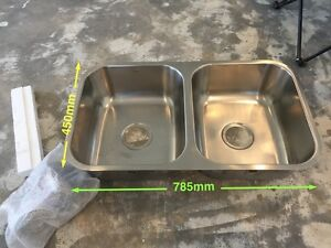 Brand New Underhung Kitchen Sink Cleveland Redland Area Preview