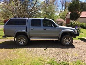 1998 Toyota Hilux Ute Tumut Tumut Area Preview