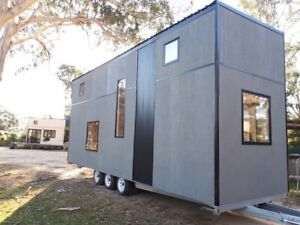 Tiny house for sale -- beautiful design by Sowely Tiny