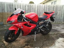 Low Kms Triumph for sale..! With 1 year rego Dandenong North Greater Dandenong Preview