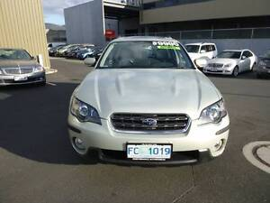 2004 Subaru Outback Safety Pack Automatic 2.5lt AWD Wagon Derwent Park Glenorchy Area Preview