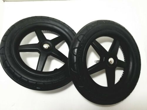 Bugaboo Cameleon 3rd Generation Stroller Rear Back Replacement Part Wheels Pair
