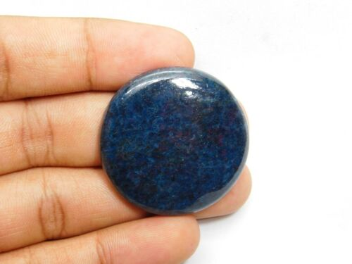 100% Natural Ruby Kyanite Gemstone Cabochon Loose For Jewelry 114 Cts. ME-1948