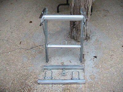Roofing Hoist Platform For Your Werner Extension Ladder