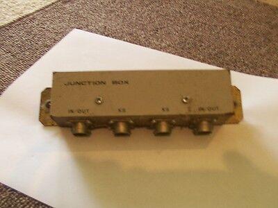 Panasonic Js700ws 7000 Pos Junction Box 4-port Js650kv Js660rm Irc