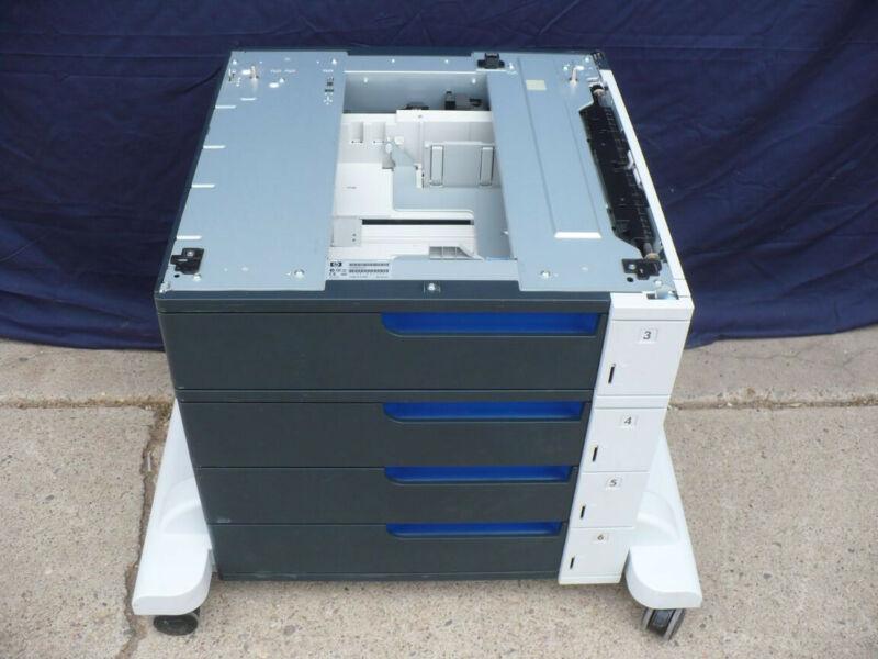 HP CE860A & CE725A Color Laserjet CP5225 CP5525 Tray 3 - 6 4 x 500 Sheet Paper