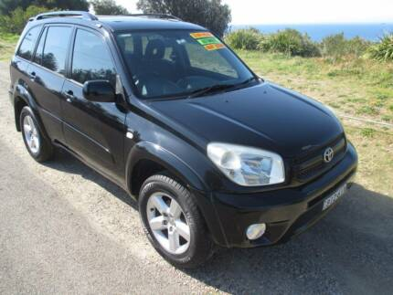 2004 Toyota RAV4 CRUISER, SUNROOF, AUTOMATIC, REGO, 195K Redhead Lake Macquarie Area Preview