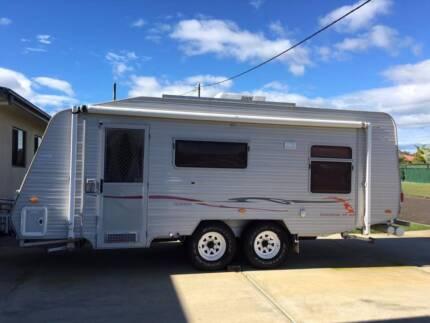 Beautiful Caravan Hire  Jayco 17562 Tourer  Brisbane Gold Coast Amp Sunshine