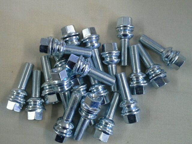 VW  TRANSPORTER T5  CARAVELLE  REPLACEMENT ORIGINAL STYLE WHEEL BOLTS