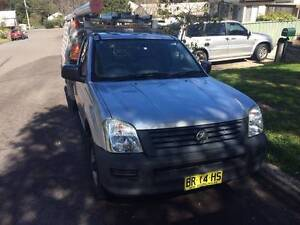 2006 Holden Rodeo Ute Charlestown Lake Macquarie Area Preview