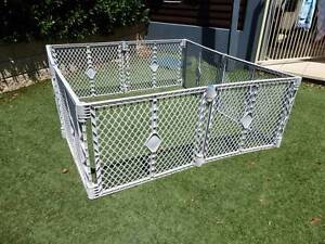 Superyard XT Portable Play Yard with extension kit Jerrabomberra Queanbeyan Area Preview