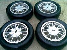 BORBET FORD WHEELS..PCD 4X108 FORD.FOCUS.FIESTA,ESCORT,CAPRI Elizabeth Town Meander Valley Preview