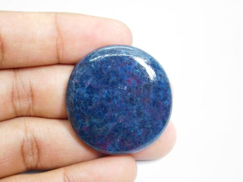 100% Natural Ruby Kyanite Gemstone Cabochon Loose For Jewelry 113 Cts. ME-1932