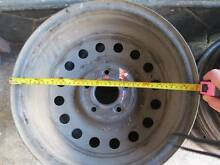 Full set of 4 wheel rims, from 2000 Holden Ute, good for spares Dutton Park Brisbane South West Preview