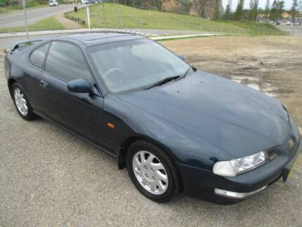 1996 Honda Prelude AUTOMATIC, LOW KLMS, SUNROOF, DECEMBER REGO Redhead Lake Macquarie Area Preview