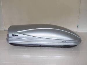 Thule Atlantis 200 Roof Box - 440L, RRP $1200 Rowville Knox Area Preview