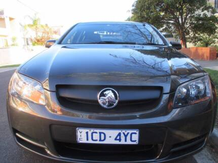 2007 Charcoal Holden Commodore Omega 3.6L V6