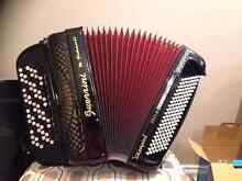 Guerrini button accordion (dugmetara harmonika) Earlwood Canterbury Area Preview