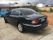 2002 Jaguar X Type Sedan Alexander Heights Wanneroo Area Preview